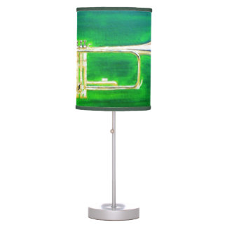 Trumpet Table Lamps