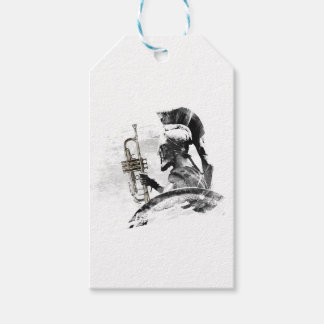 Trumpet Warrior Gift Tags