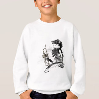 Trumpet Warrior Sweatshirt
