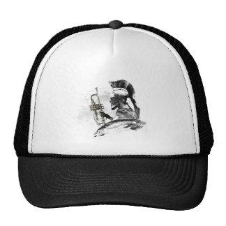 Trumpet Warrior Trucker Hat