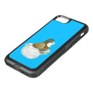 Trumpeter Pigeon AOC Baldhead OtterBox Commuter iPhone 8/7 Case