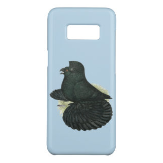 Trumpeter Pigeon Black Case-Mate Samsung Galaxy S8 Case