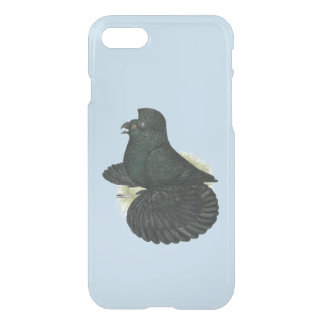 Trumpeter Pigeon Black iPhone 8/7 Case