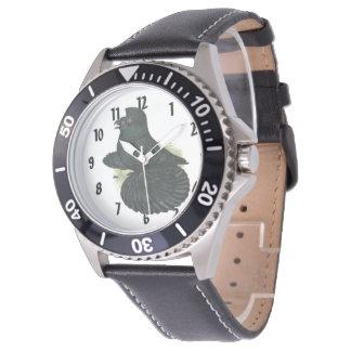 Trumpeter Pigeon Black Watch