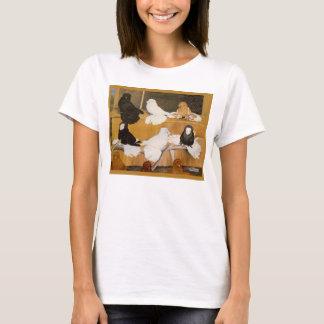 Trumpeter Pigeon Champions T-Shirt