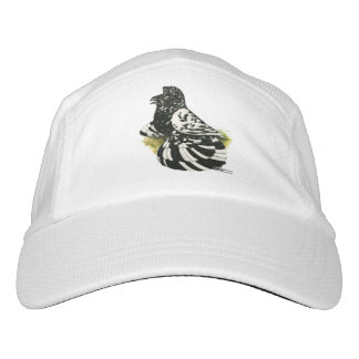 Trumpeter Pigeon Dark Splash Hat