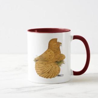 Trumpeter Pigeon Deroy Mug