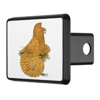 Trumpeter Pigeon Deroy Tow Hitch Covers