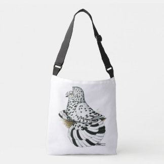 Trumpeter Pigeon Light Splash Crossbody Bag
