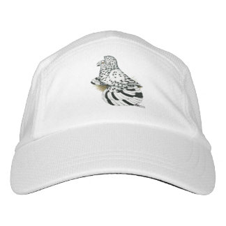Trumpeter Pigeon Light Splash Hat
