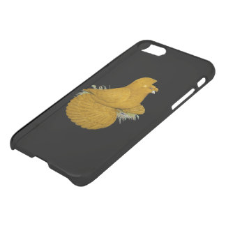 Trumpeter Pigeon Yellow Self iPhone 7 Case