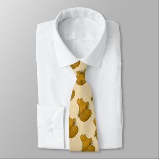 Trumpeter Pigeon Yellow Self Tie