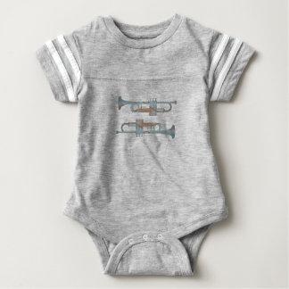 Trumpets Baby Bodysuit