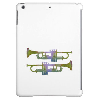 Trumpets Case For iPad Air