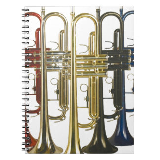 TRUMPETS SPIRAL NOTE BOOKS