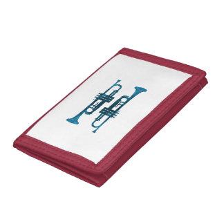 Trumpets Tri-fold Wallet