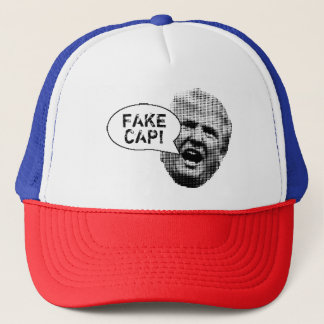 Trumpism-FakeCap! Trucker Hat