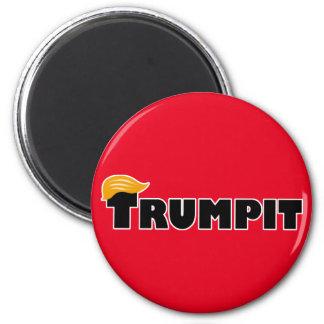 TRUMPIT 2 INCH ROUND MAGNET