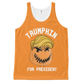 Trumpkin for President --- Election 2016 - All-Over-Print Tank Top