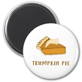 Trumpkin Pie Donald Trump 2016 2 Inch Round Magnet