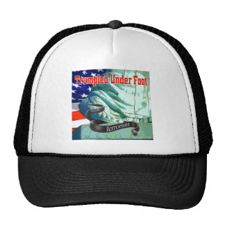 Trumpled Under Foot Trucker Hat