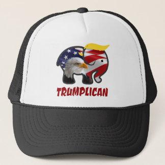 Trumplican-4 Trucker Hat