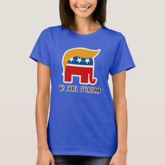 Trumplican - We Shall Overcomb T-Shirt