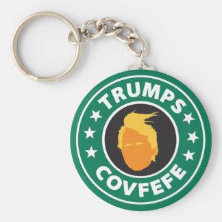 Trumps Covfefe Keychain