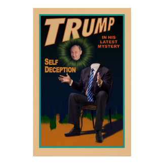 trumps the great poster