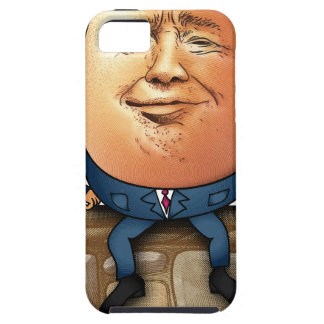 Trumpty Dumpty iPhone 5 Cover