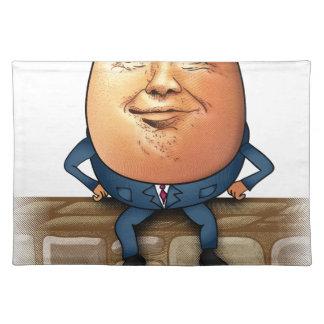 Trumpty Dumpty Placemat
