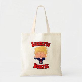 Trumpty Dumpty Totally Excellent Tote Bag