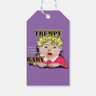 Trumpy Baby Collection Gift Tags