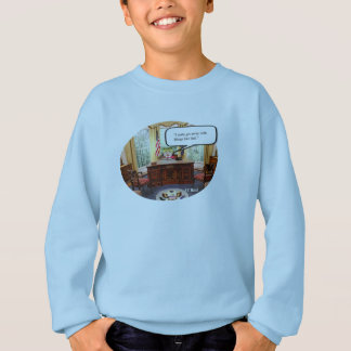 Trumpy Baby - Hanes ComfortBlend Sweatshirt