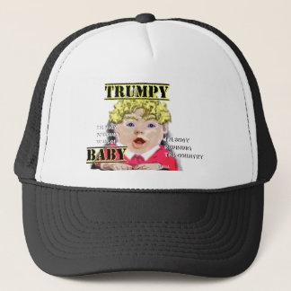 Trumpy Baby Hat
