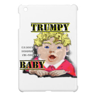 Trumpy Baby - iPad Mini Case