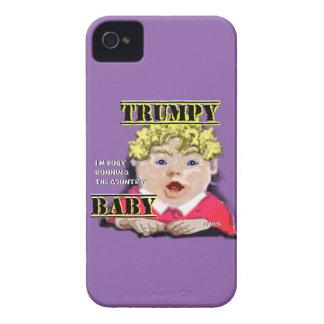 Trumpy Baby - iPhone 4 Case
