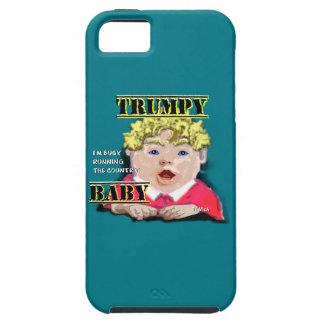Trumpy Baby - iPhone SE + iPhone 5/5S Case