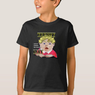 Trumpy Baby Kid's T-Shirt