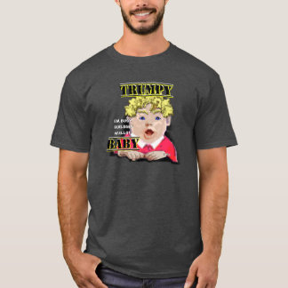 Trumpy Baby - Men's Basic T-Shirt