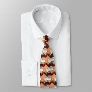 Trumpy Baby - Oval Office  - Tie