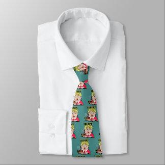 Trumpy Baby Tie