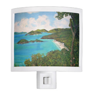Trunk Bay - Night Light