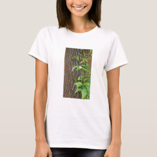 Trunk with Foliage T-Shirt