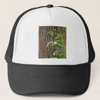 Trunk with Foliage Trucker Hat