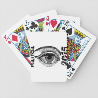 Trurh 2016 bicycle playing cards