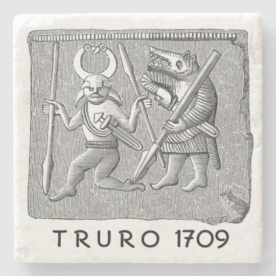 Truro 1709 Stone Coaster