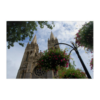 Truro Cathedral Acrylic Wall Art