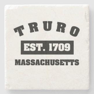 Truro Est. 1709 Stone Coaster