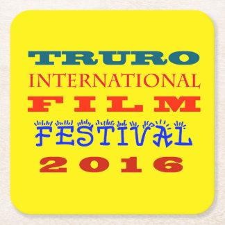 TRURO INTERNATIONAL FILM FESTIVAL 2016 COASTER